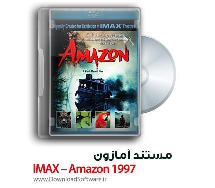 دانلود مستند آمازون IMAX – Amazon 1997