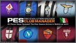 دانلود بازی PES CLUB MANAGER – مربی گری باشگاه فوتبال برای اندروید