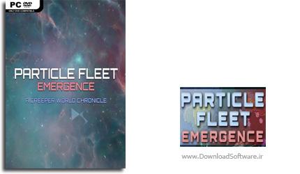 دانلود بازی Particle Fleet Emergence برای PC
