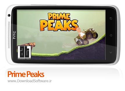 دانلود بازی Prime Peaks – تپه نوردی برای اندروید + پول بی نهایت