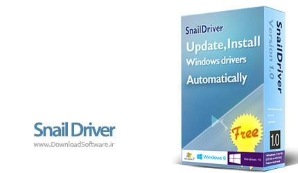 دانلود Snail Driver + Portable – مدیریت و به روز رسانی درایورها