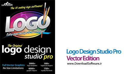 دانلود Summitsoft Logo Design Studio Pro Vector Edition طراحی لوگو