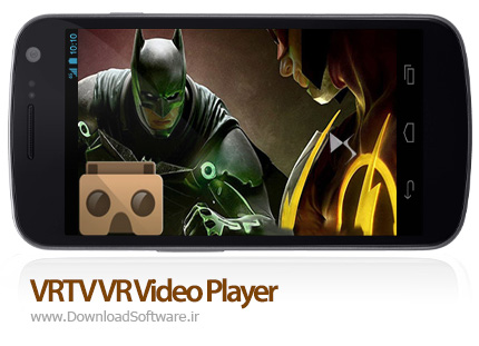 دانلود VRTV VR Video Player Paid – پلیر حرفه ای VR برای اندروید