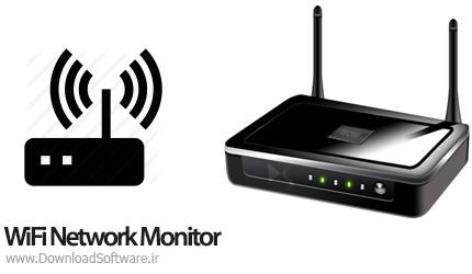 دانلود WiFi Network Monitor – برنامه مدیریت و نظارت شبکه بی سیم