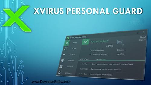 دانلود Xvirus Personal Cleaner نرم افزار تمیز کننده سیستم