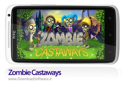 دانلود بازی Zombie Castaways – زامبی مردود برای اندروید