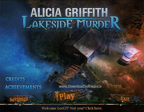 دانلود بازی Alicia Griffith: Lakeside Murder 2016 برای PC