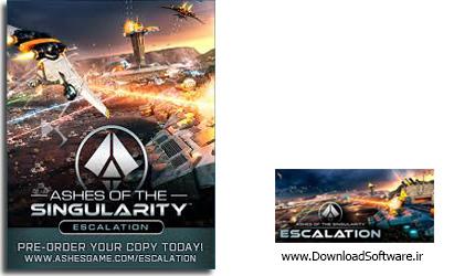 دانلود بازی Ashes of the Singularity Escalation برای PC