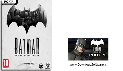 دانلود بازی Batman Episode 4 برای PC