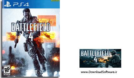 دانلود بازی Battlefield 4 برای PS4