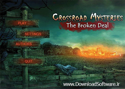 دانلود بازی Crossroad Mysteries: The Broken Deal Final برای PC