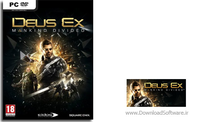 دانلود بازی Deus Ex Mankind Divided برای PC