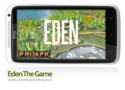 دانلود بازی Eden The Game – نقش آفرینی بهشت برای اندروید + پول بی نهایت