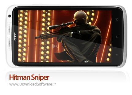 دانلود بازی Hitman Sniper – هیتمن اسنایپر برای اندروید + دیتا + پول بی نهایت