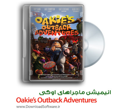 دانلود انیمیشن Oakie's Outback Adventures 2011