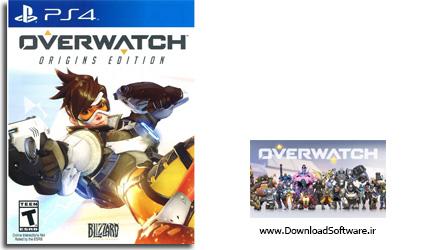دانلود بازی OverWatch برای PS4