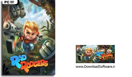 دانلود بازی Rad Rodgers World One برای PC