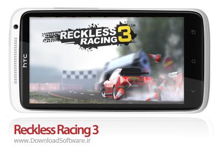 دانلود بازی Reckless Racing 3 – مسابقه بی پروا 3 برای اندروید + پول بی نهایت + دیتا