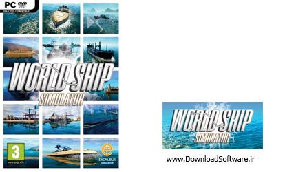 دانلود بازی World Ship Simulator برای PC
