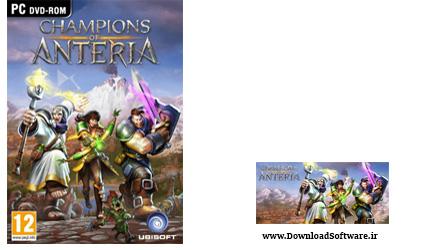 دانلود بازی Champions of Anteria برای PC