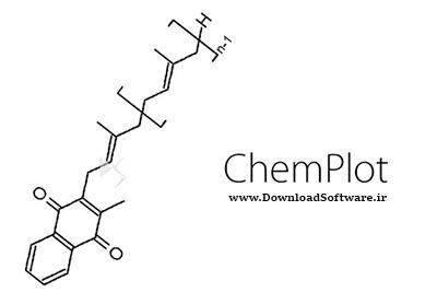 دانلود ChemPlot – نرم افزار ترسیم ساختار مولکول های شیمیایی