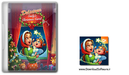 دانلود بازی Delicious 14 Emilys Christmas Carol Collectors Edition برای PC
