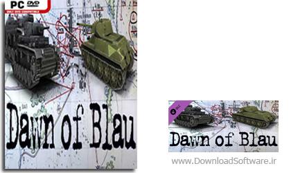 دانلود بازی Graviteam Tactics Dawn of Blau برای PC