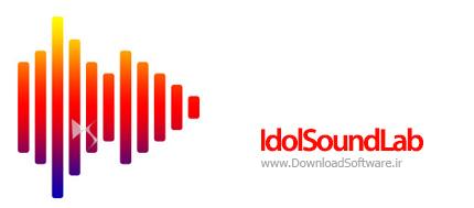 دانلود IdolSoundLab – نرم افزار ویرایش و تبدیل فایل های صوتی