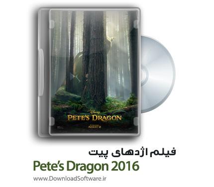 دانلود فیلم اژدهای پیت Pete's Dragon 2016 با دوبله فارسی