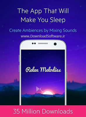 دانلود اپلیکیشن Relax Melodies Premium 6.6.1