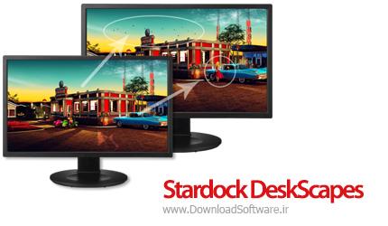 دانلود Stardock DeskScapes – مدیریت و زیباسازی میزکار ویندوز