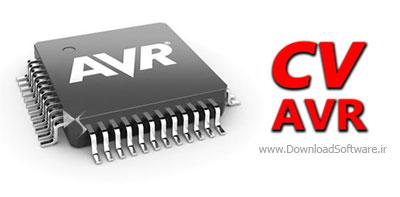 دانلود CodeVisionAVR Advanced – کامپایلر زبان C و برنامه نویسی میکروکنترلرهای AVR