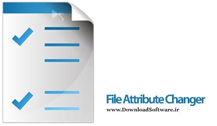 دانلود File Attribute Changer – تغییر مشخصات فایل ها