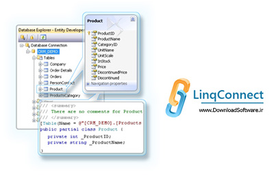 دانلود LinqConnect Express – مدیریت پایگاه داده
