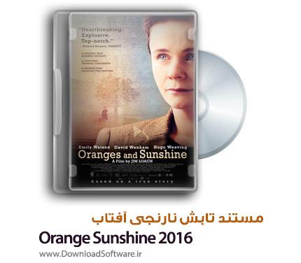 دانلود مستند تابش نارنجی آفتاب Orange Sunshine 2016