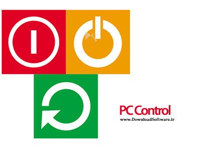 دانلود PC Control – خاموش و ری استارت کردن سیستم با یک کلیک
