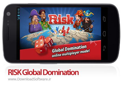 دانلود بازی RISK Global Domination برای اندروید