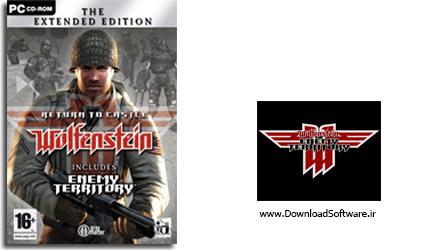 دانلود Return To Castle Wolfenstein Enemy Territory بازی ولفن اشتاین برای کامپیوتر