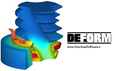 دانلود SFTC DEFORM PREMIER – شبیه سازی فرآیندهای شکل دهی و اتصالات مکانیکی