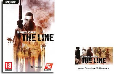 دانلود بازی Spec Ops The Line برای PC
