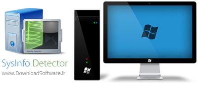 دانلود SysInfo Detector + Portable – نمایش مشخصات سخت افزاری