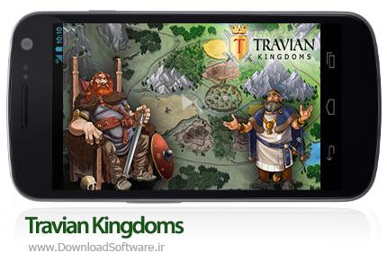 دانلود بازی Travian Kingdoms – بازی تراوین برای اندروید