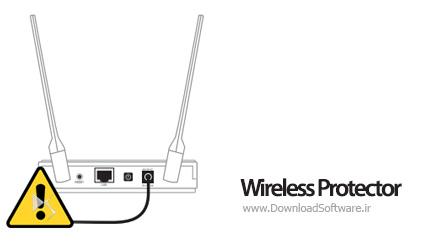 دانلود Wireless Protector Enterprise – تأمین امنیت شبکه های بی سیم