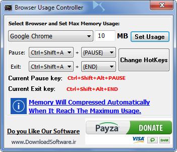 دانلود All Browsers Memory Zip + Portable – بهینه سازی انواع مرورگرهای وب