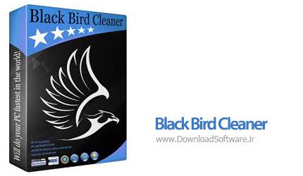 دانلود Black Bird Cleaner Pro نرم افزار تمیز کننده سیستم