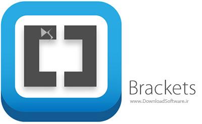دانلود Brackets – برنامه کاربردی کدنویسی صفحات وب