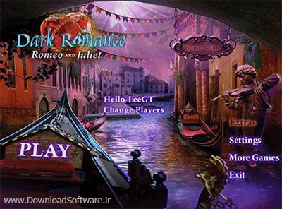 دانلود بازی Dark Romance 6: Romeo and Juliet CE Final برای PC
