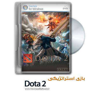 دانلود بازی استراتژیکی Dota 2 برای کامپیوتر