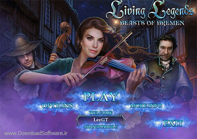 دانلود بازی Living Legends 5: Beasts of Bremen CE Final برای PC
