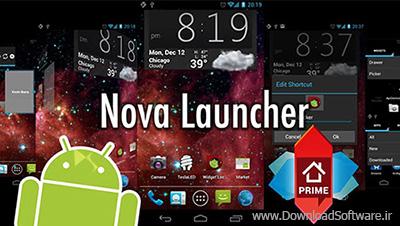 دانلود Nova Launcher Prime – لانچر محبوب نوا برای اندروید